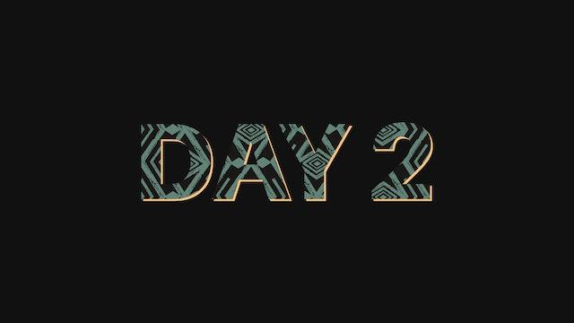 "Wild Woman Challenge: Day 2 - ""His Wild Grace"""