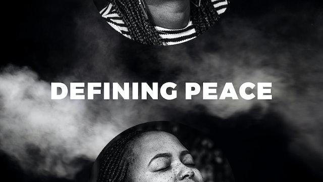 Defining Peace
