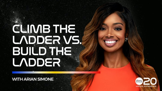 Climb the Ladder vs. Build the Ladder