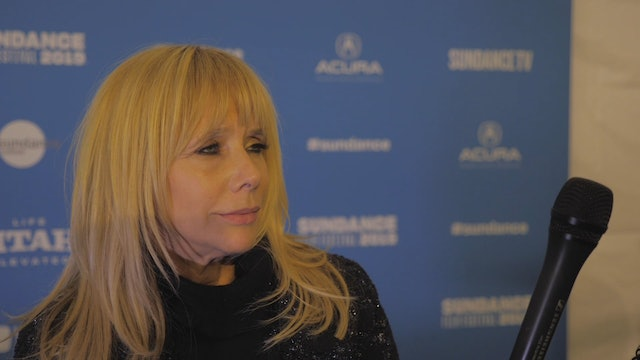 Rosanna Arquette and How to Heal from Trauma
