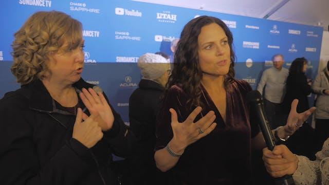 Film Director Irene Taylor Brodsky an...