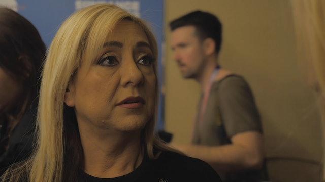 Lorena Bobbitt, Domestic Violence Survivor and Women's Rights Activist