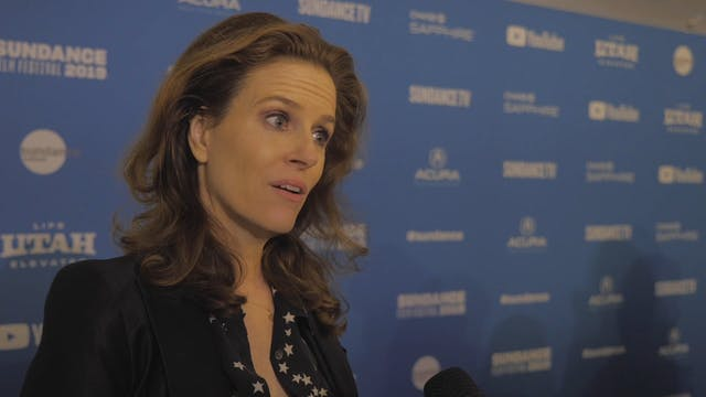 Actor AnneMarie Lawless Talks about H...