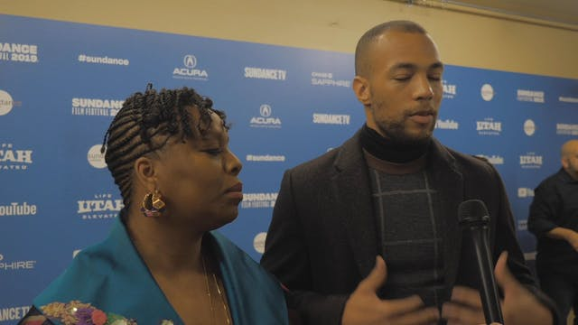 Actor Kendrick Sampson Stands Up for ...