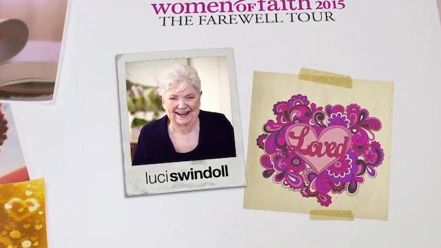 Luci Swindoll Throwback Video