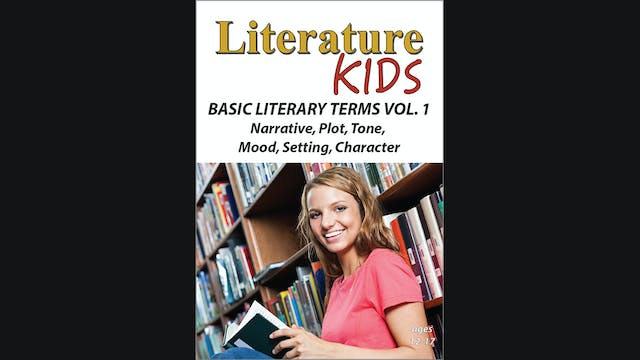 Literature Kids-Basic Literary Terms ...