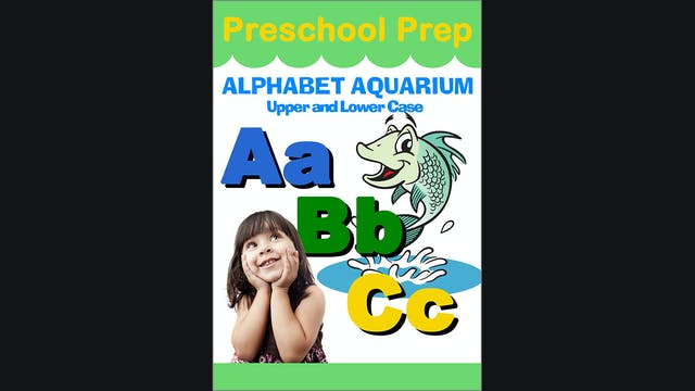 Preschool Prep - Alphabet Aquarium - ...