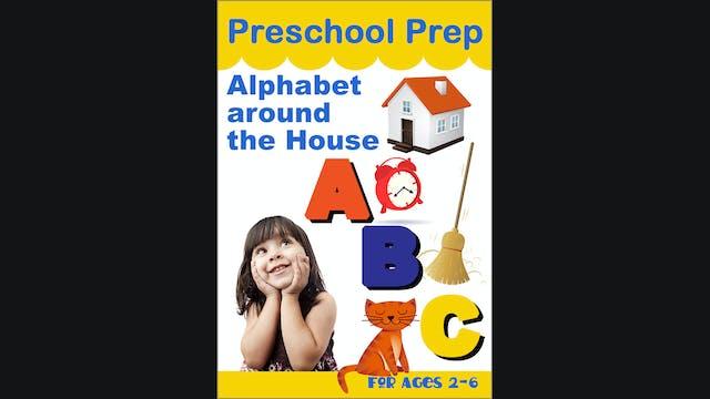Preschool Prep - Alphabet Around the ...