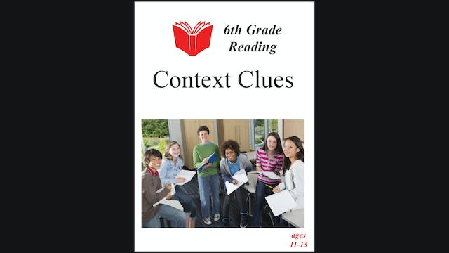 6th Grade Reading - Context Clues