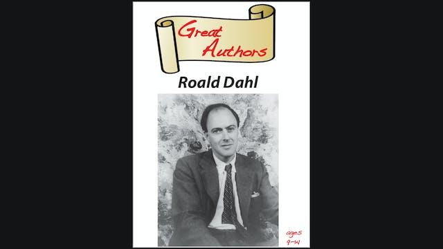 Great Authors - Roald Dahl