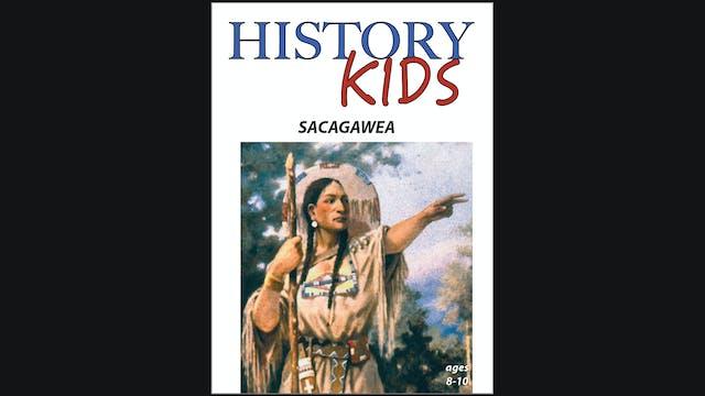 History Kids - Sacagawea