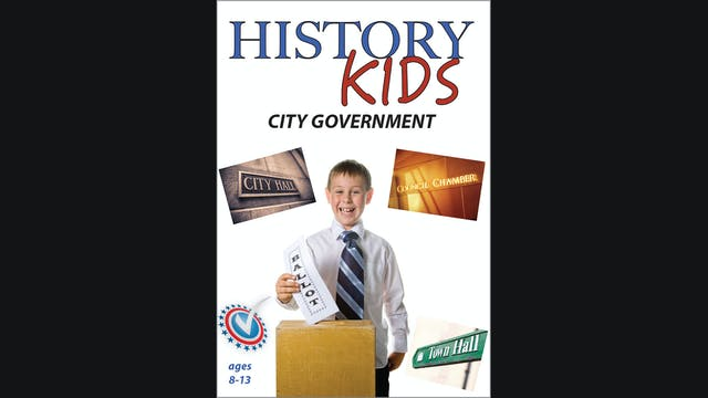 History Kids - City Government