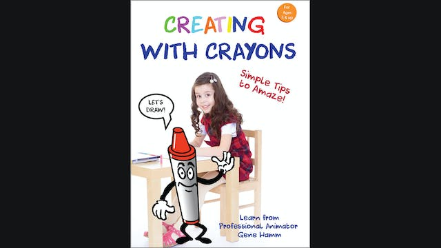 Creating With Crayons