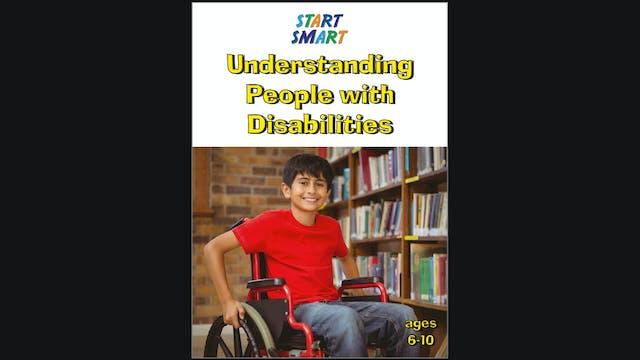 Start Smart - Understanding People with Disabilities - Grades 1 - 5