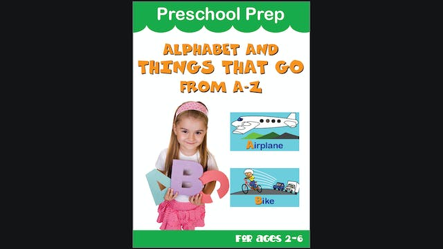 Preschool Prep - Alphabet and Things ...