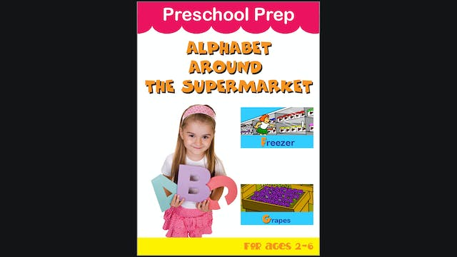 Preschool Prep - Alphabet Around the ...