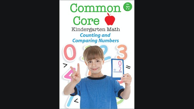 Common Core - Kindergarten Math - Cou...