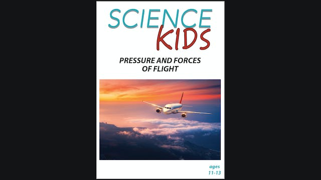Science Kids - Pressure and the Force...