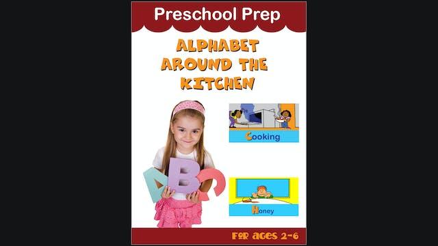 Preschool Prep - Alphabet Kitchen