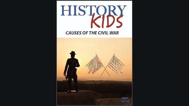 History Kids - Causes of the Civil War