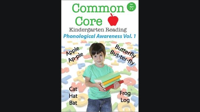 Common Core - Kindergarten Reading - ...