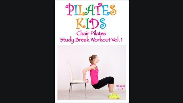 Pilates Kids - Chair Pilates - Study ...
