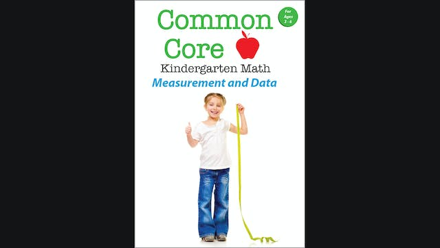 Common Core - Kindergarten Math - Mea...