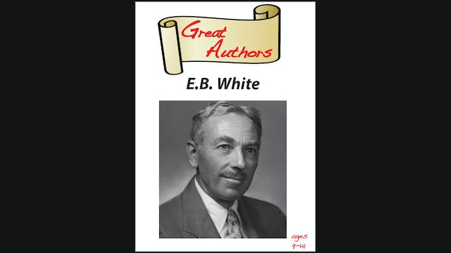 Great Authors - E.B. White