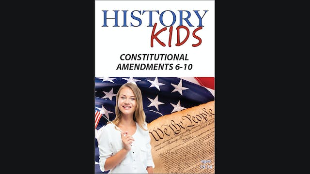 History Kids - Constitutional Amendme...