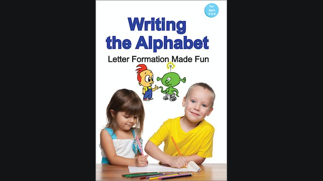 Writing the Alphabet - Letter Formati...