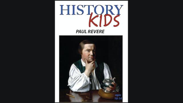 History Kids - Paul Revere