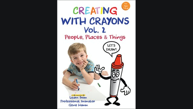 Creating with Crayons Volume 2