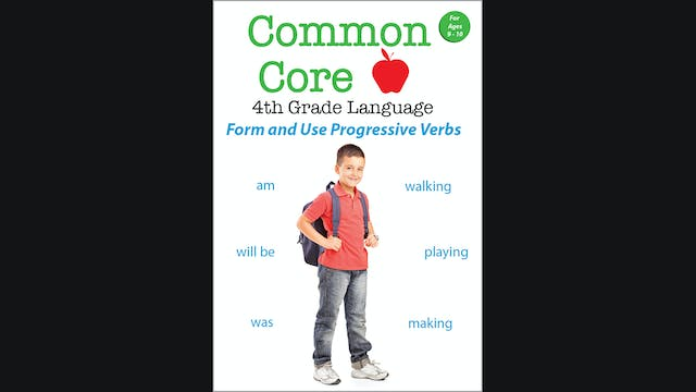 Common Core 4th Grade Language - Form...