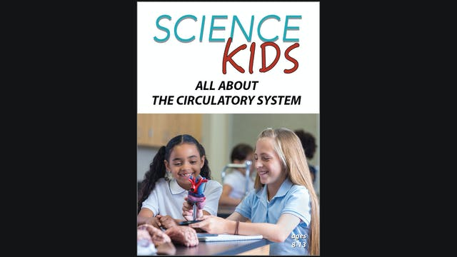 Science Kids - All About the Circulatory System