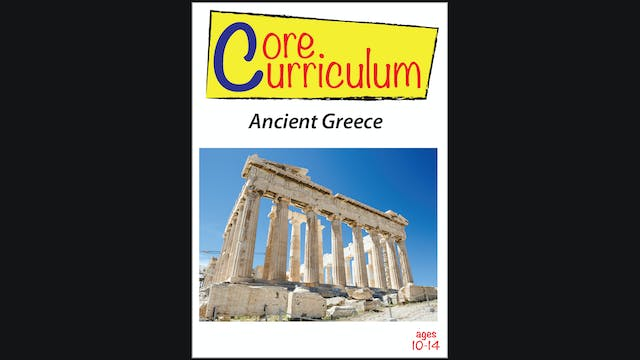 Core Curriculum - Ancient Greece