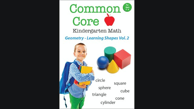 Common Core - Kindergarten Learning -...
