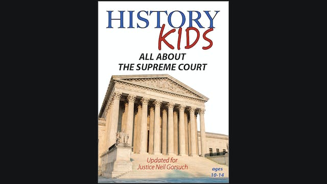 History Kids - All About the Supreme Court