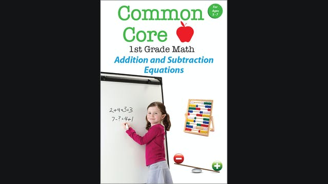 Common Core - 1st Grade Math - Additi...