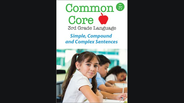 Common Core 3rd Grade Language - Simp...