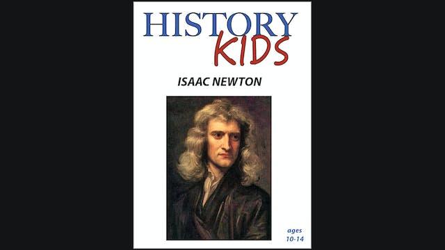 History Kids - Isaac Newton