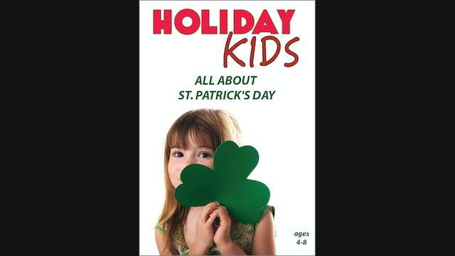 Holiday Kids - All About St. Patrick'...