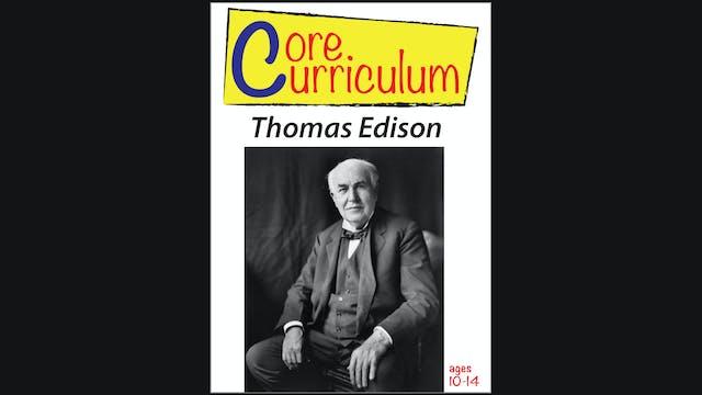 Core Curriculum - Thomas Edison