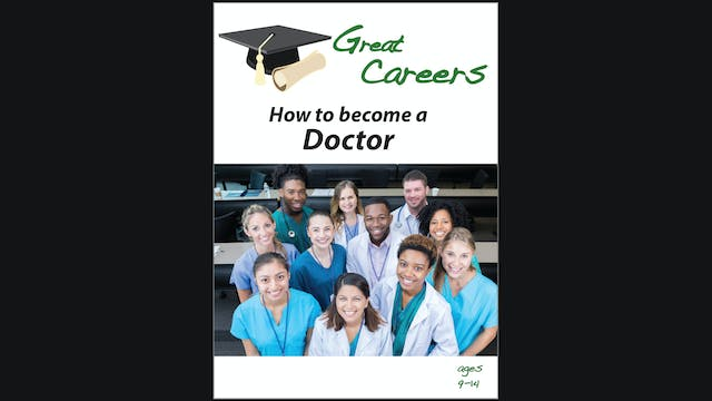 Great Careers How to become a Doctor