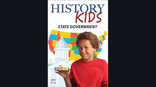 History Kids - State Government