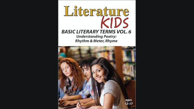 Literature Kids - Basic Literary Term...