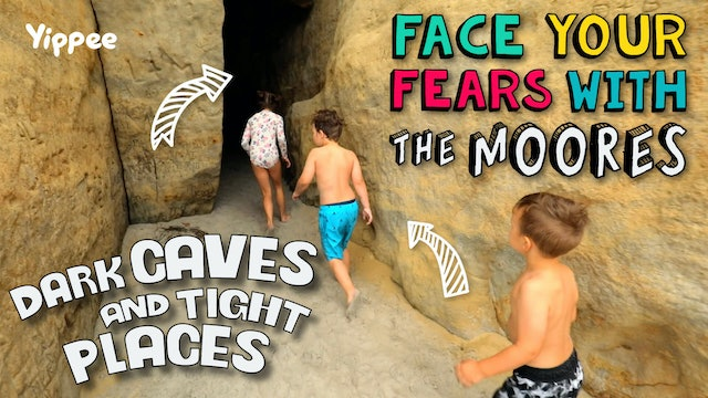 The Moores - Dark Caves and Tight Places