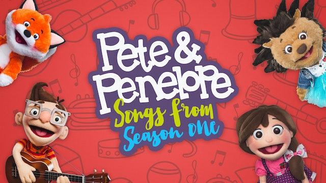 Pete & Penelope Songs