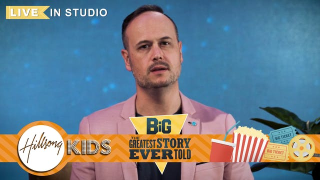 GREATEST STORY EVER TOLD | LIVE Big M...