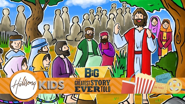 GREATEST STORY EVER TOLD   Big Story 3.3   An Unexpected Twist