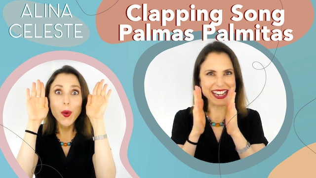 Learn Spanish Clapping Song Palmas Palmitas